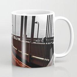 Crossing the Golden Gate Coffee Mug