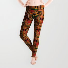 Ashanti Queen Leggings