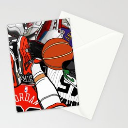 Sneakerhead Lifestyle Stationery Cards