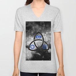 The Coalition Symbol Unisex V-Neck