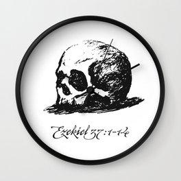 Dry Bones Wall Clock
