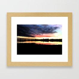 Morning glory 2 Framed Art Print
