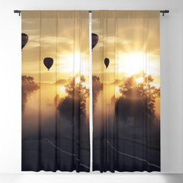 On The Road Again Blackout Curtain