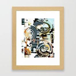 Grand Scheme Framed Art Print