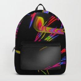 Blazing Backpack