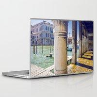 venice Laptop & iPad Skins featuring Venice by Halina  Jasińska photography