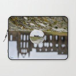 Whitby abbey Laptop Sleeve