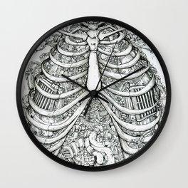 Biomechanics Wall Clock