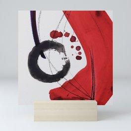 Enso Of Zen 102A by Kathy Morton Stanion Mini Art Print