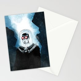 A Freeze In The Air Stationery Cards