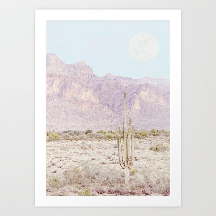 Moon Rise Kunstdrucke