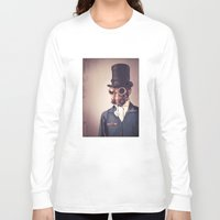 steampunk Long Sleeve T-shirts featuring Steampunk by FalcaoLucas