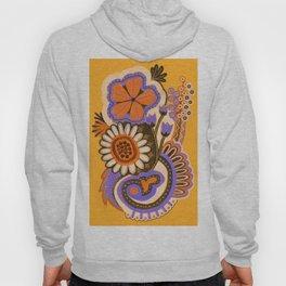 Psychedelic Flowers Hoody
