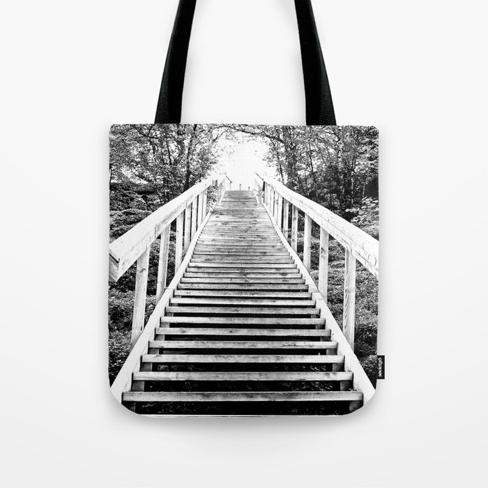 Only Way is Up #decor #society6 Tote Bag