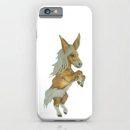 Fairy-tale Chestnut Miniature Horse iPhone Case