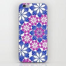 Squiggle iPhone & iPod Skin