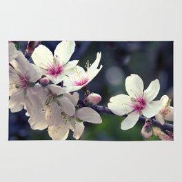Blooming spring Rug