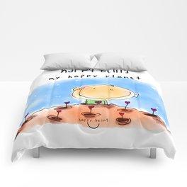 My Happy Planet Comforters