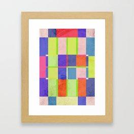 Color Matters Framed Art Print