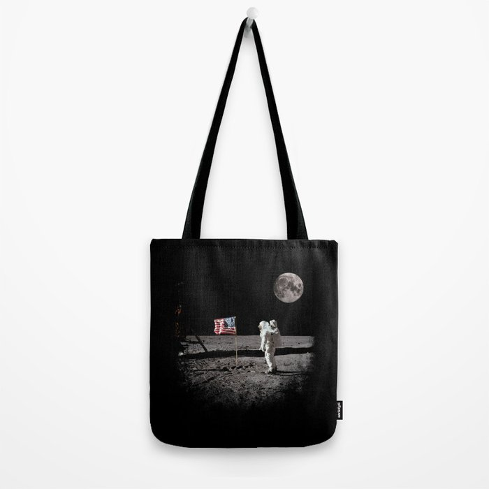 The Great Conspiracy: The Moon Is a Lie Tote Bag