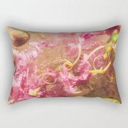Flowering Plum #45 Rectangular Pillow
