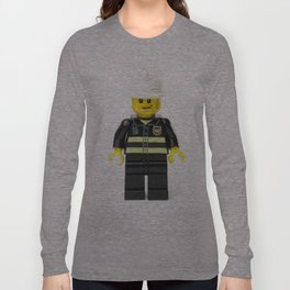 Firefighting Minifig Long Sleeve T-shirt