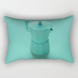 Green dream Rectangular Pillow