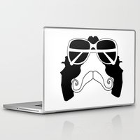 mexico Laptop & iPad Skins featuring Mexico by PintoQuiff