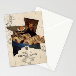 Rennell Sound Stationery Cards