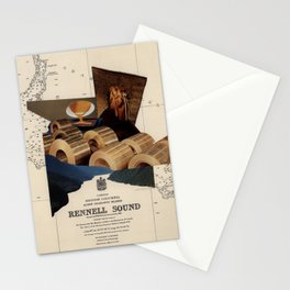 Rennell Sound Stationery Cards