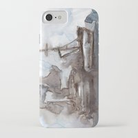 boats iPhone & iPod Cases featuring Boats by Marine Koprivnjak