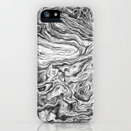 Point Lobos Stone iPhone Case