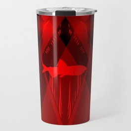 Aglow: stoplight loosejaw Travel Mug