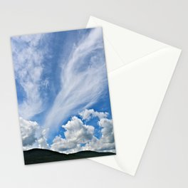 Cloud Path to the Milky Way Stationery Cards