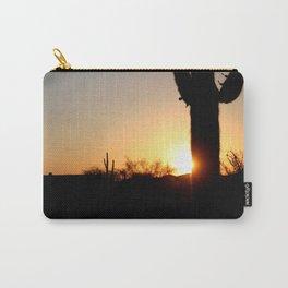 Desert Fire Carry-All Pouch