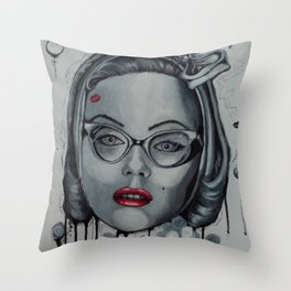 The True Lover Throw Pillow