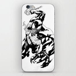 Venom (Comic Version 1) iPhone Skin