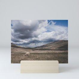 Snowdonian Sky Mini Art Print