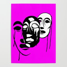 Love the Masks Poster