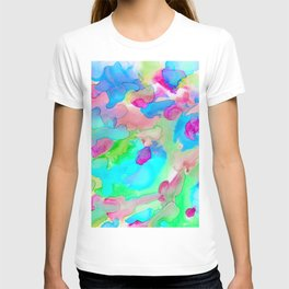Turquoise water T-shirt