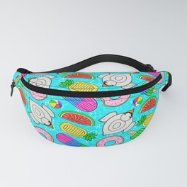 Pool Float Party Fanny Pack
