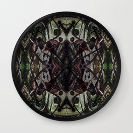 Ghost Upholstery Wall Clock