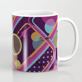 Funky Cloud Coffee Mug