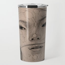 Stringy Girl Travel Mug