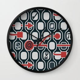 Geek spirit Wall Clock