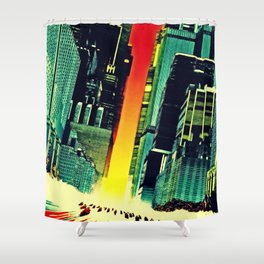 Akiraness Shower Curtain