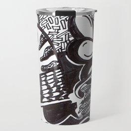Jelly for tea. Travel Mug