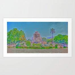 P1130236-P1130238 ... Art Print