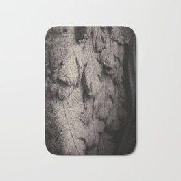 Feathers of Stone Bath Mat