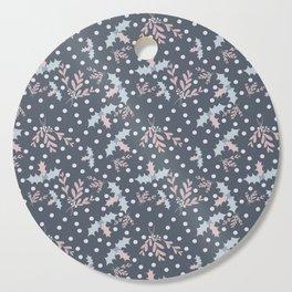 Soft Mistletoe Cutting Board